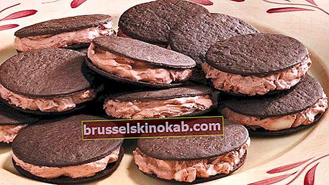 Gevulde koekjes: 9 soorten om altijd te proeven