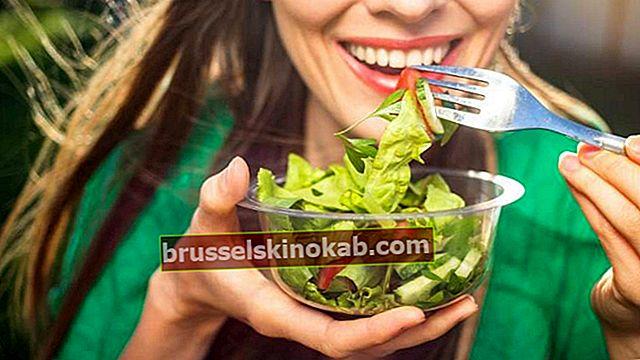 Forbered 10 forskellige salater, der er sommerens ansigt