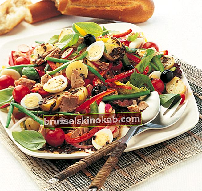 10 καταπληκτικές σαλάτες για να ζωντανέψετε τη διατροφή σας