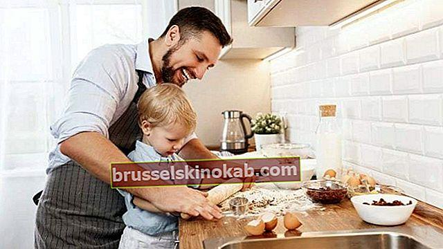 Børnedag: 9 nemme opskrifter at lave med dit barn