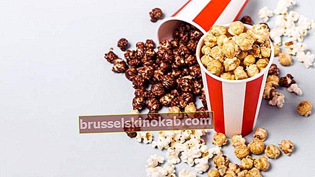 6 søde popcornopskrifter, du kan lave i dag