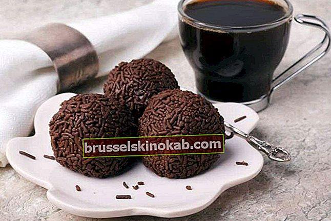 Kaffe brigadeiro og andre lækkerier til World Coffee Day