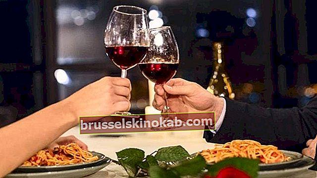 20 enkle middagsopskrifter til Valentinsdag