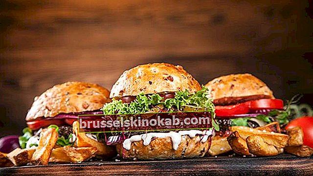 Fejr Burger Day med 9 sensationelle opskrifter
