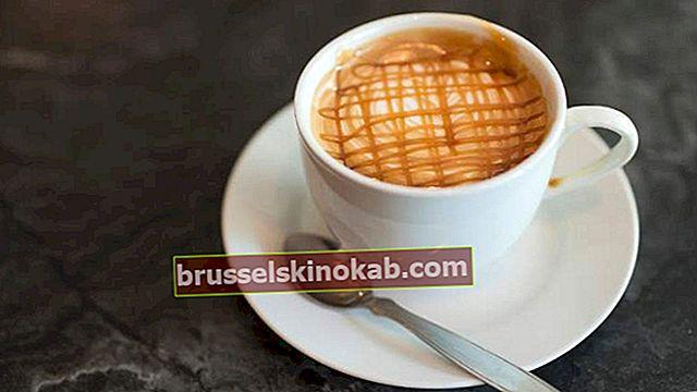National kaffedag: 21 forskellige drikkevarer at tilberede derhjemme