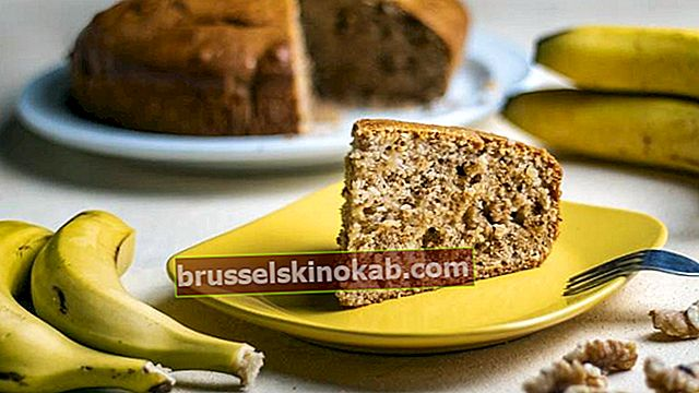 Bananskall oppskrifter å inkludere i kostholdet ditt