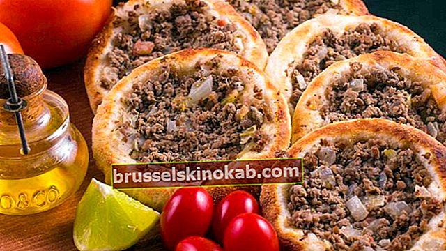Spaghetti opskrift og 6 andre lækkerier fra det arabiske køkken