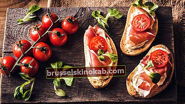 15 utrolige fyld til din sandwich