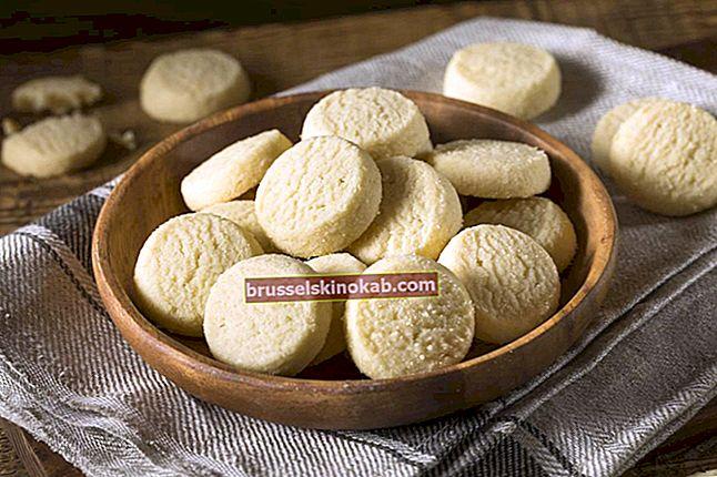 Lær hvordan du laver sequilhos, de cookies, der smelter i munden