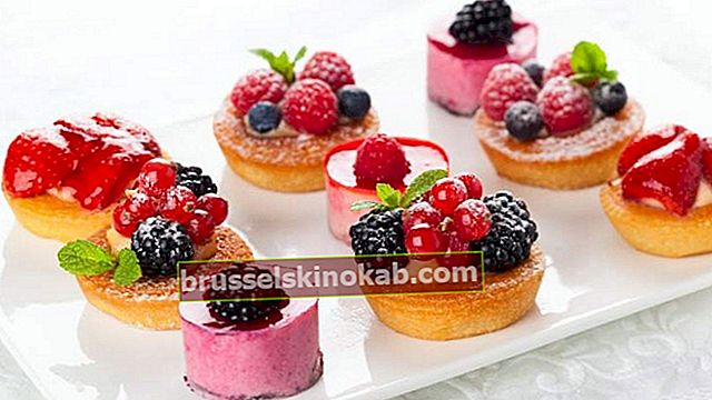 9 frugtdesserter at lave i dag