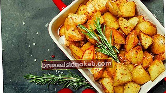 5 opskrifter, der beviser, at kartofler passer til alt