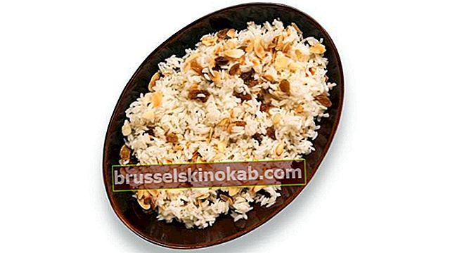 Lav aromatiske basmatiris og andre risopskrifter