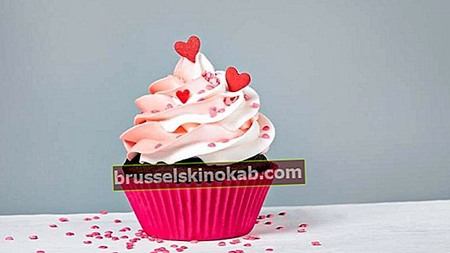 Trin for trin for at lave en perfekt cupcake