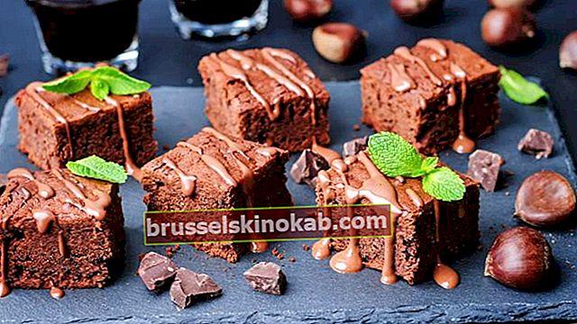 31 brownierecepten om thuis te maken