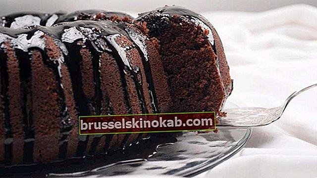 9 מתכונים שונים לעוגת שוקולד כדי לצאת מהדמיון