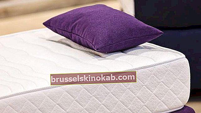 Leer hoe u de matras schoonmaakt en in goede staat houdt