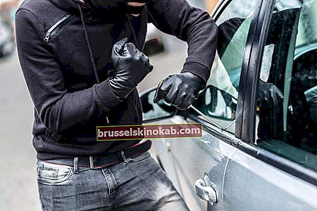 13 tip til at beskytte dig mod tyveri af biler og cykler