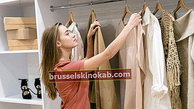Kapselskab: Lær mere om denne kompakte garderobe