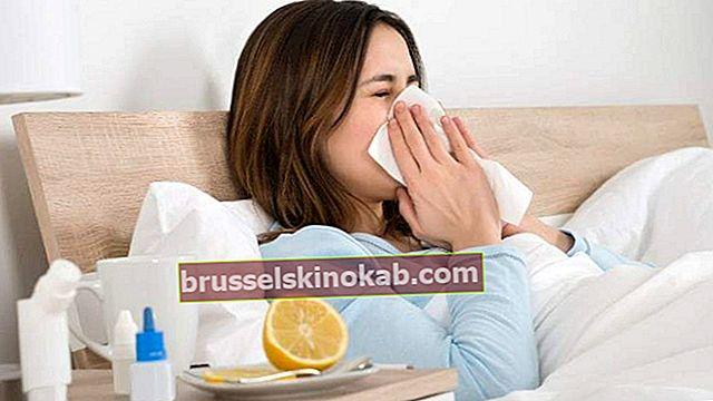 Lär dig att lindra symtom på bronkit och allergier