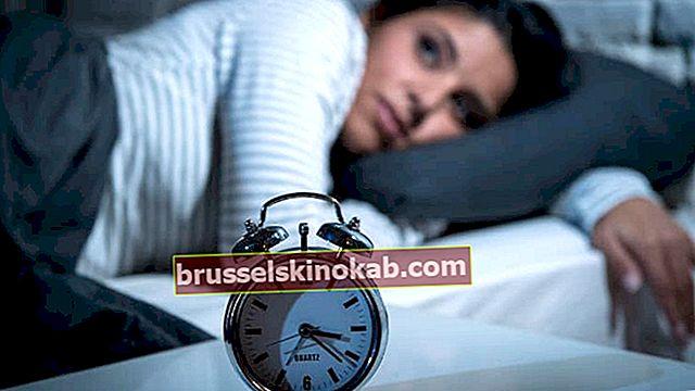 נדודי שינה וחרדה: 5 טיפים לשינה מושלמת