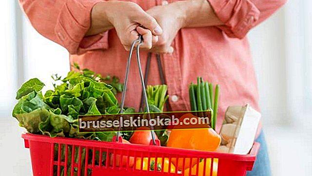 8 טיפים להרכבת רשימת קניות סופר בריאה
