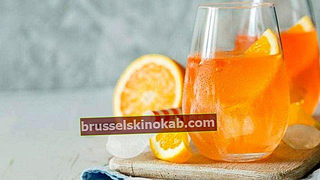 Oplev hvordan du forbereder en lækker hjemmelavet sodavand