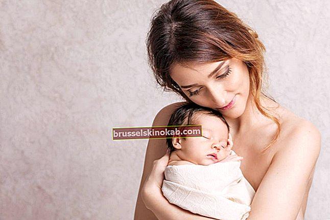 Mød 15 tip til førstegangs mor