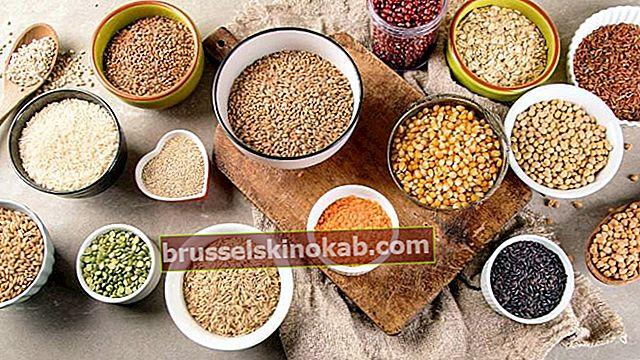Ανακαλύψτε 17 τύπους ρυζιού, φασόλια και κόκκους που είναι εύκολο να προετοιμαστούν