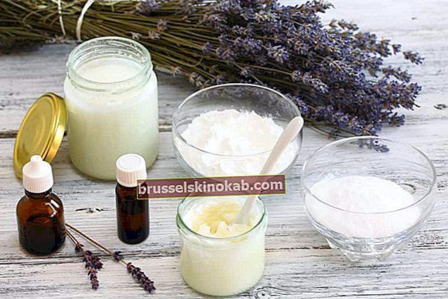 Leer hoe u zelfgemaakte natuurlijke deodorant kunt maken